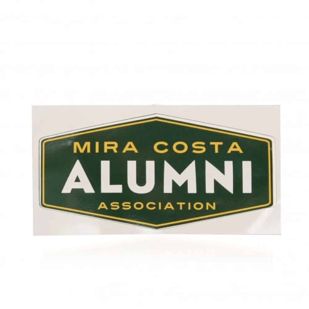 Mira Costa Alumni Sticker 2
